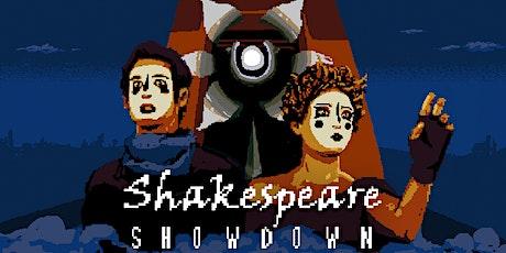 Shakespeare Showdown - with a kiss I die dal 28/6 al 11/7 biglietti