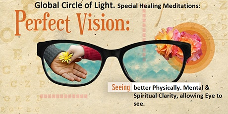 6th Healing to allow better, clearer eyesight & vision. Healthier eyes tickets