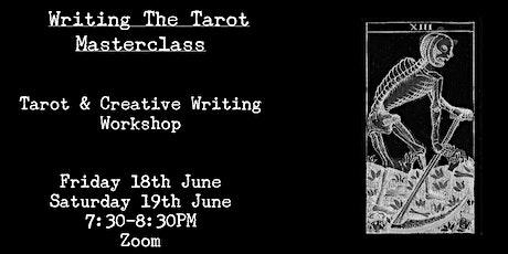 Writing the Tarot: Creative Masterclass tickets