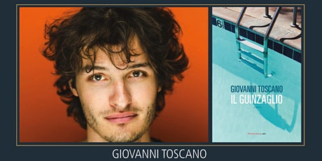 """GIOVANNI TOSCANO """"Il guinzaglio"""" (Ed. Fandango) biglietti"""