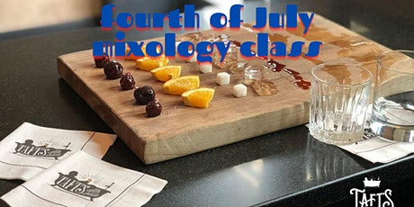 Fourth of July Mixology Class tickets