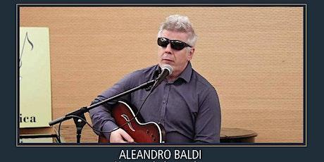 ALEANDRO BALDI Una storia in musica biglietti
