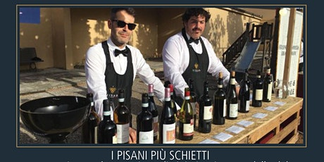 I PISANI PIU' SCHIETTI presentazione e degustazione di vini pisani biglietti
