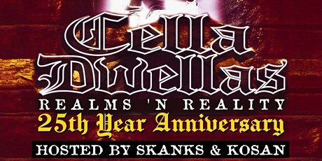 Cella Dwellas 25 Year Anniversary Show at Arlene's Grocery! tickets