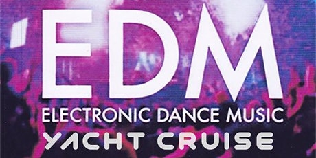 EDM NYC Sunset Yacht Party Cruise Skyport Marina Cabana Yacht 2021 tickets