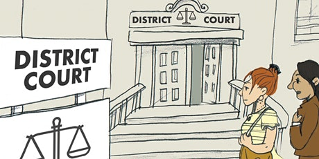 Launch of Domestic Violence Resources: Court Orders - What Steps to Take tickets