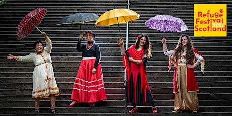 Refugee Festival Scotland 2021 Launch tickets