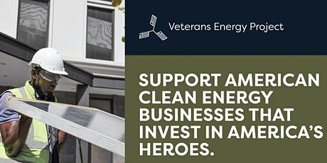 Veterans Energy Project tickets