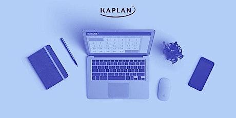 Kaplan UK Launching AAT Apprenticeships in Scotland tickets