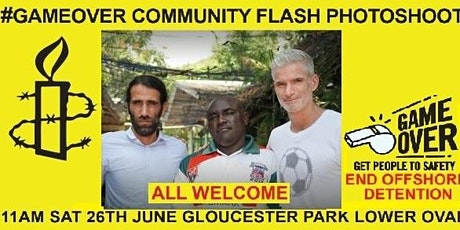 #GameOver  Margaret River Community Flash Photoshoot tickets