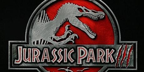 JURASSIC PARK III (PG-13)(2001) Drive-In 8:40 pm (Sat. June 19) tickets