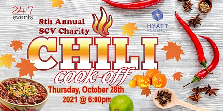 8th Annual SCV Charity Chili Cook-Off tickets