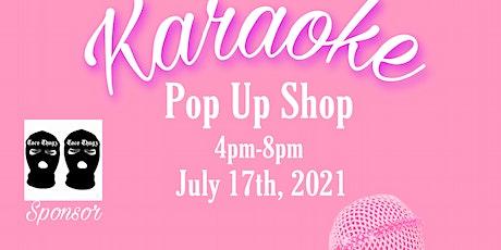 Karaoke Pop Up Shop tickets