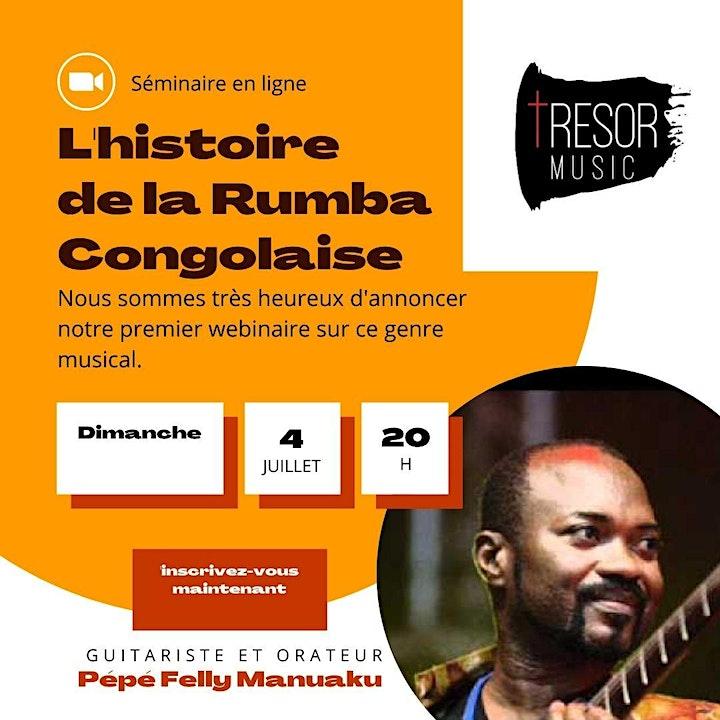 L'histoire de la rumba congolaise image