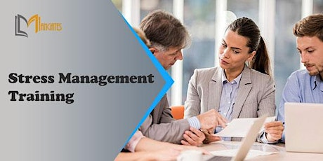 Stress Management 1 Day Virtual Training in Belfast tickets