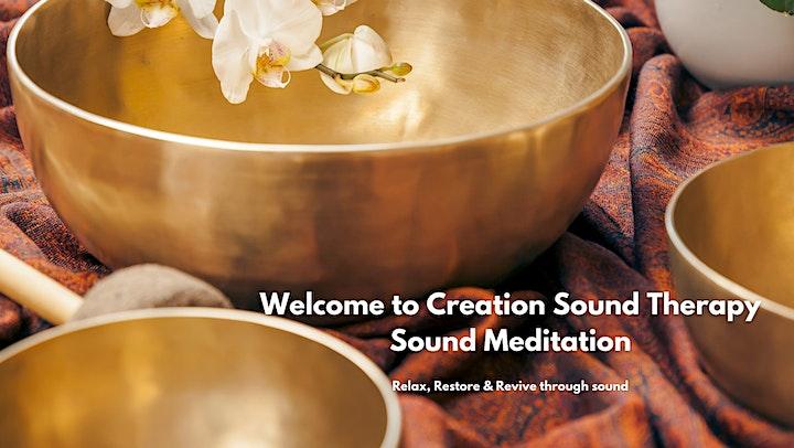 Sound Meditation image