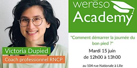 Weréso Academy x Victoria Dupied tickets