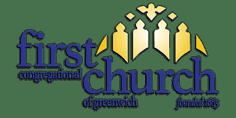 First Church Greenwich 8:00 am Beach Worship Service tickets