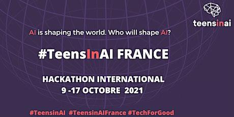 #GirlsInAI2021 October 2021 Hackathon – France tickets