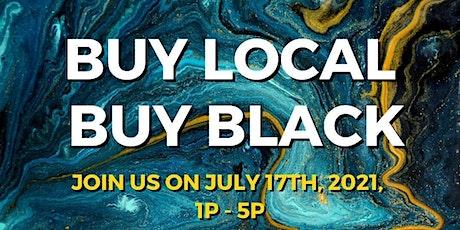 July  - Buy Local, Buy Black  Germantown! Pop Up Shop! tickets