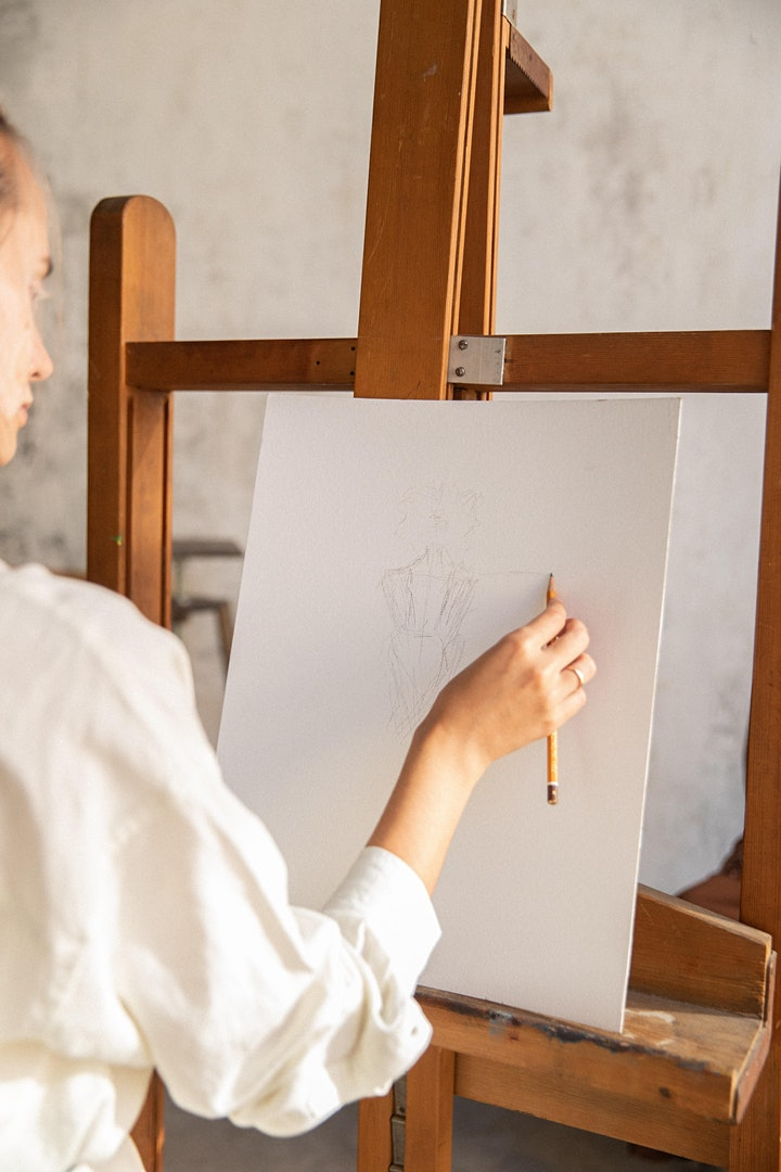 6 Week Drawing and Life Drawing Course image