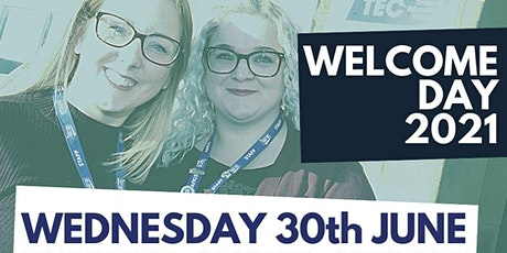 Scarborough TEC - Welcome Day 2021 tickets