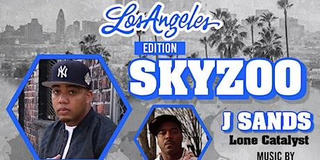 SKYZOO IN LOS ANGELES 6/24 tickets