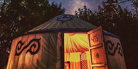 Woodland Wonderland-Festival Themed Family Glamping Weekend-Sumer solstice tickets