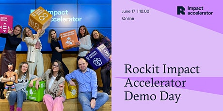 ROCKIT Impact Accelerator Demo Day Tickets