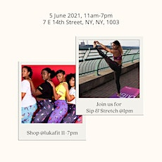 Yoga and Popup Shop tickets