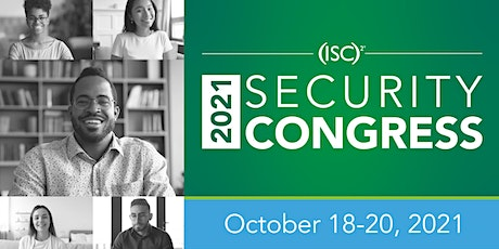 Pre-Registration for the 2021 (ISC)² Security Congress Panoply Event tickets