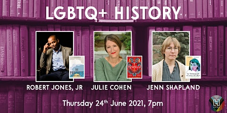Pride in Writing 2021: LGBTQ+ History tickets