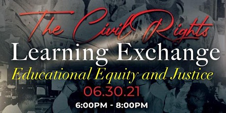 Civil Rights Learning Exchange tickets