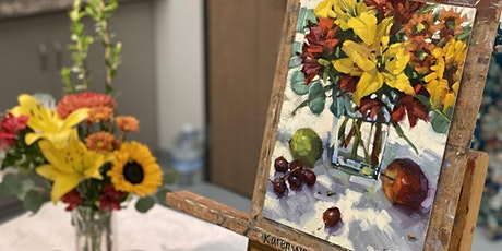 Live Painting Demonstration by Karen Werner tickets