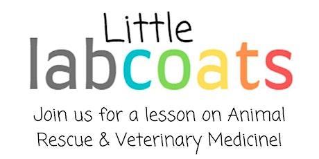 Little Lab Coats: Animal Rescue and Veterinary Medicine ingressos