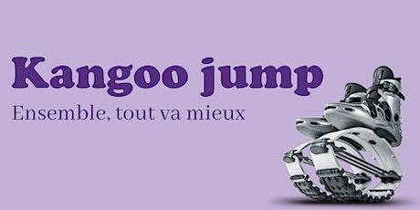 KANGOO JUMP - Ensemble tout va mieux tickets