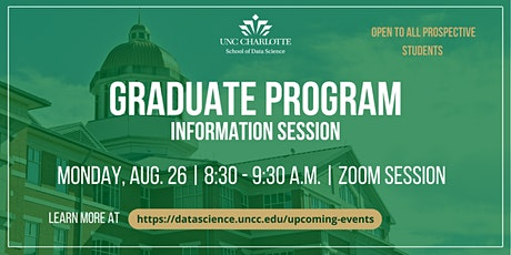 DSBA & HIA Graduate Program Information Session tickets