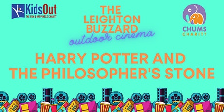 KidsOut and CHUMS Outdoor Cinema - Harry Potter and the Philosopher's Stone tickets