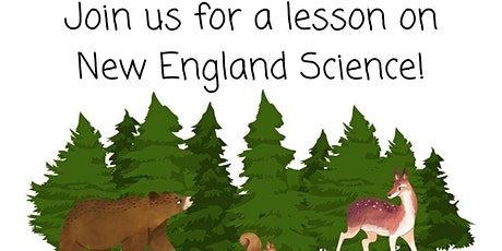 Little Lab Coats: New England Science tickets