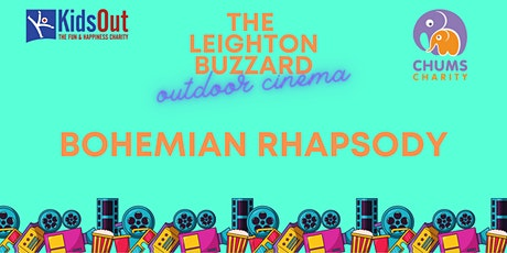 KidsOut and CHUMS Outdoor Cinema - Bohemian Rhapsody (12) tickets