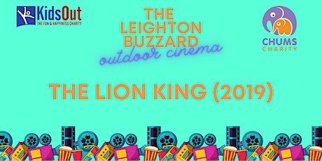 KidsOut and CHUMS Outdoor Cinema - The Lion King 2019 (PG) tickets