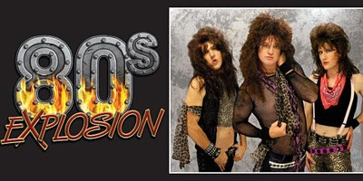 80's Explosion at The State Theater of Havre de Grace