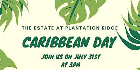 Caribbean Night at The Estate at Plantation Ridge tickets