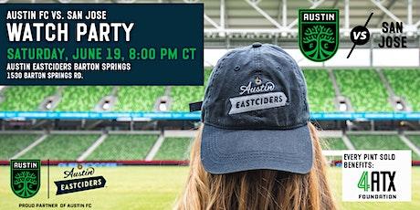 Watch Party: Austin FC vs San Jose tickets