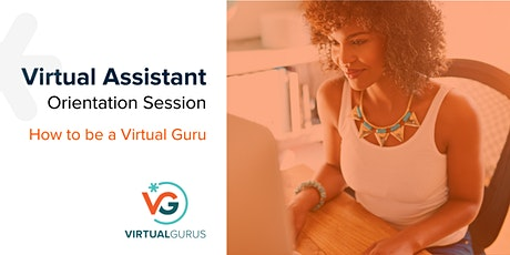Virtual Assistant Orientation Session  June 17 tickets