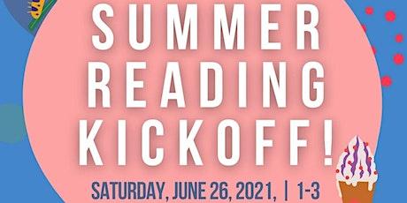Summer Reading Kickoff!! tickets