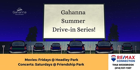 Gahanna Concert in the Park Series tickets