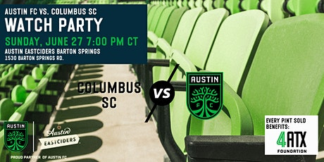 Watch Party: Austin FC vs Columbus SC tickets