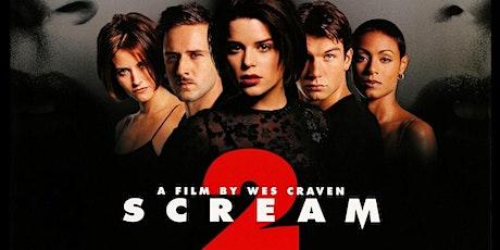 SCREAM 2 (R)(1997) Drive-In 8:45 pm (Sat. June 26) tickets