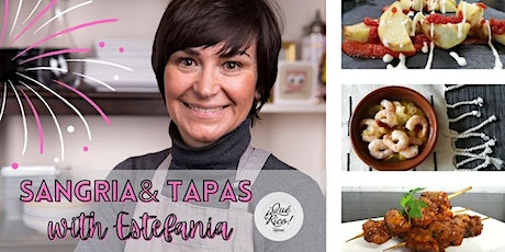 Tapas and Sangria Cooking Class tickets